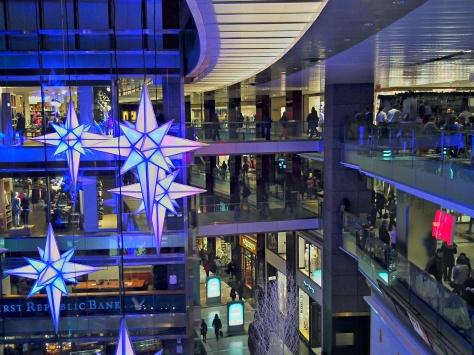 Time Warner Center at Columbus Circle