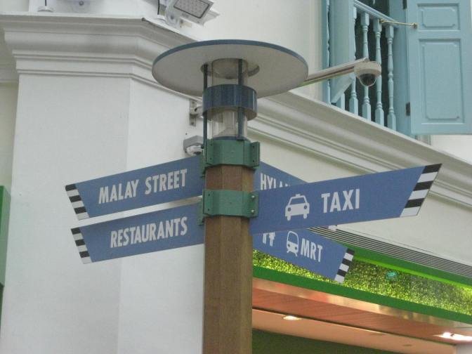 Signs of Singapore
