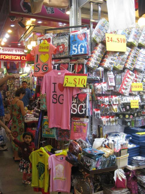 Shops, Bugis Street
